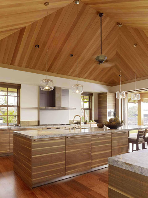 Tropical Classic Hawaiian Cloister House 6