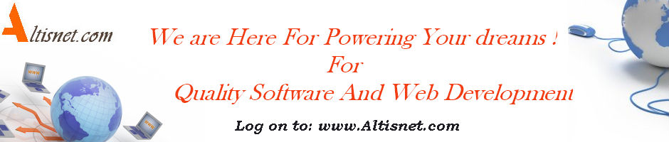 Altisnet - Offshore Outsourcing Company