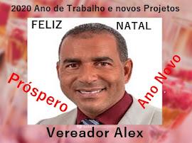 VEREADOR ALEX DA OFICINA