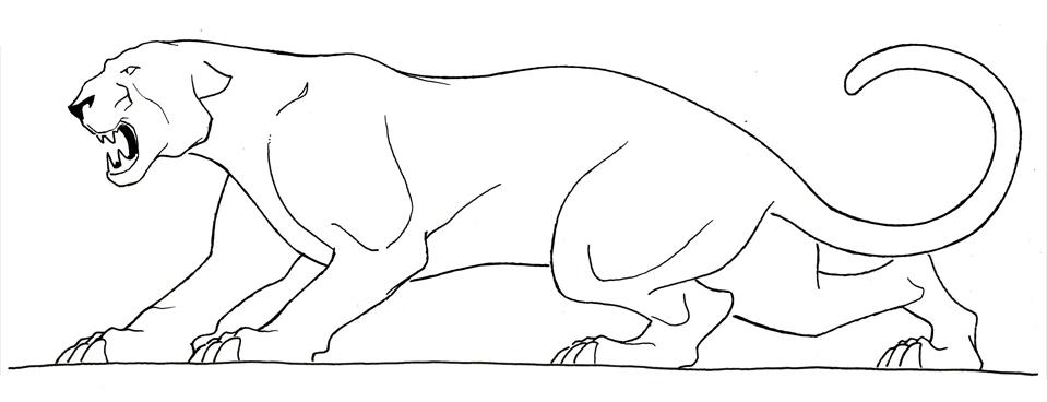 Comment dessiner des animaux etape par etape - Dessiner des animaux ...