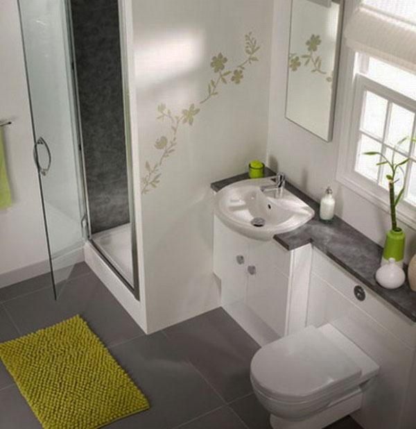 Que lindo! : Ideas para baños pequeños