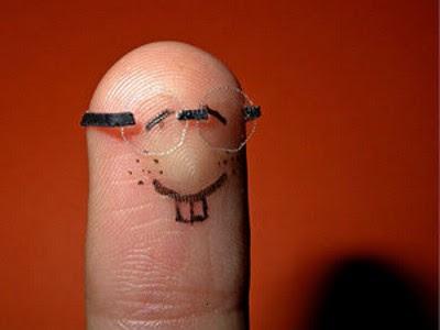 finger-art-weird