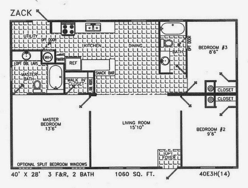 Manufactured homes floor plans florida house design plans for Modular home plans florida