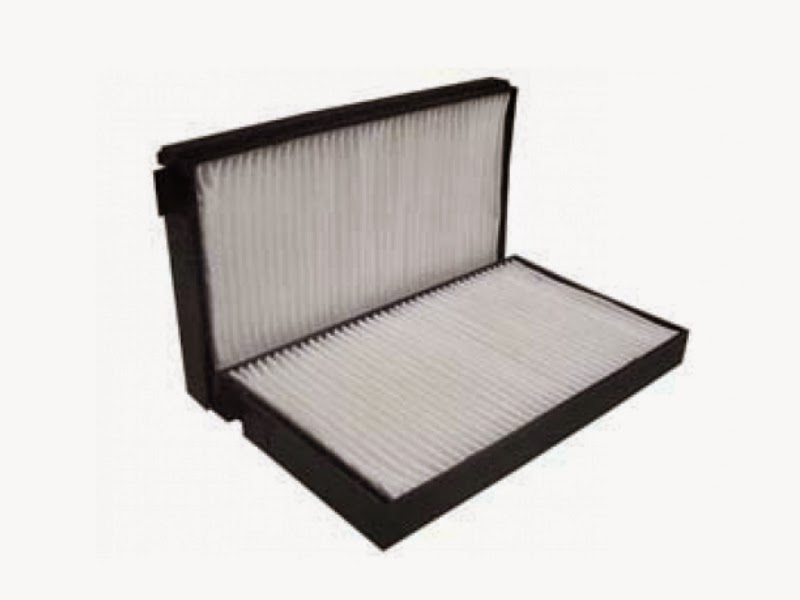 Cabin Air Filter - Filter AC Hyundai H1