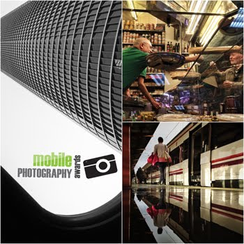 3 Honorable Mentions in MOBILE PHOTOGRAPHY AWARDS 2014