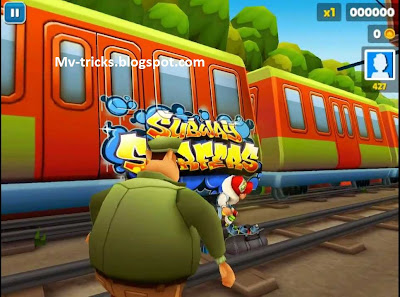 Download Subway Surfer For PC Free