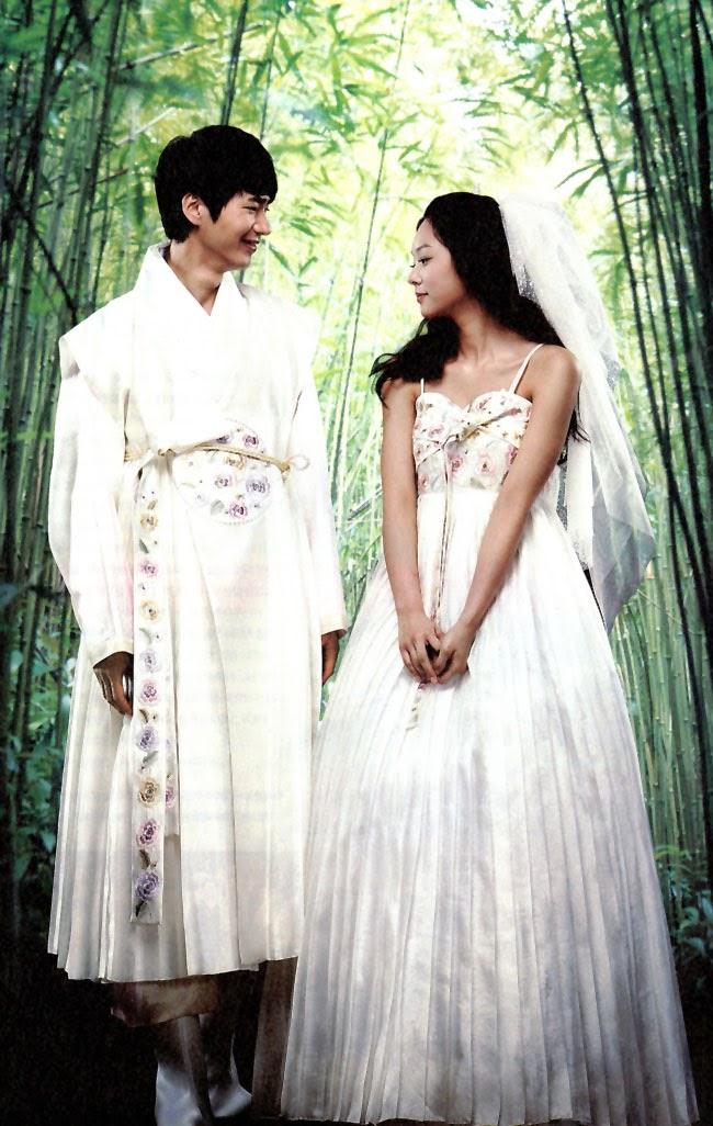 Western asian wedding
