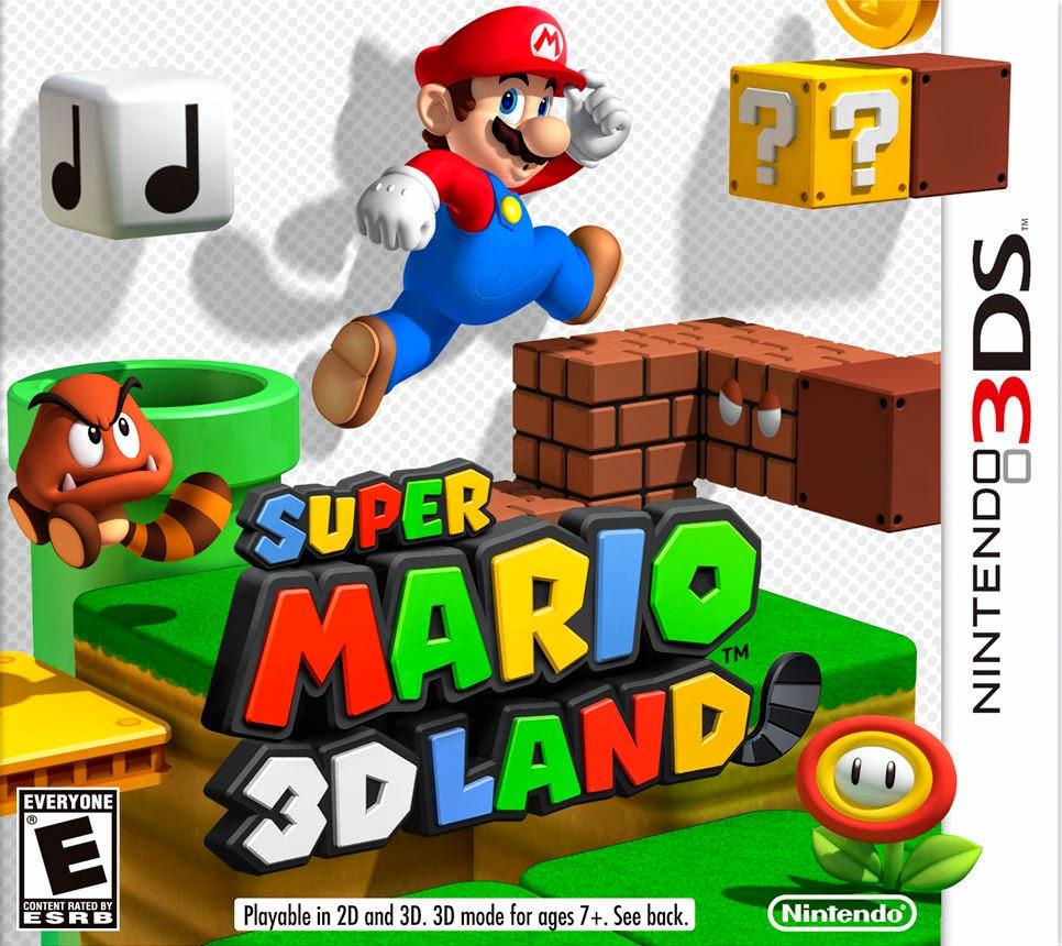 Super Mario 3DLand (Español) (Nintendo 3DS)