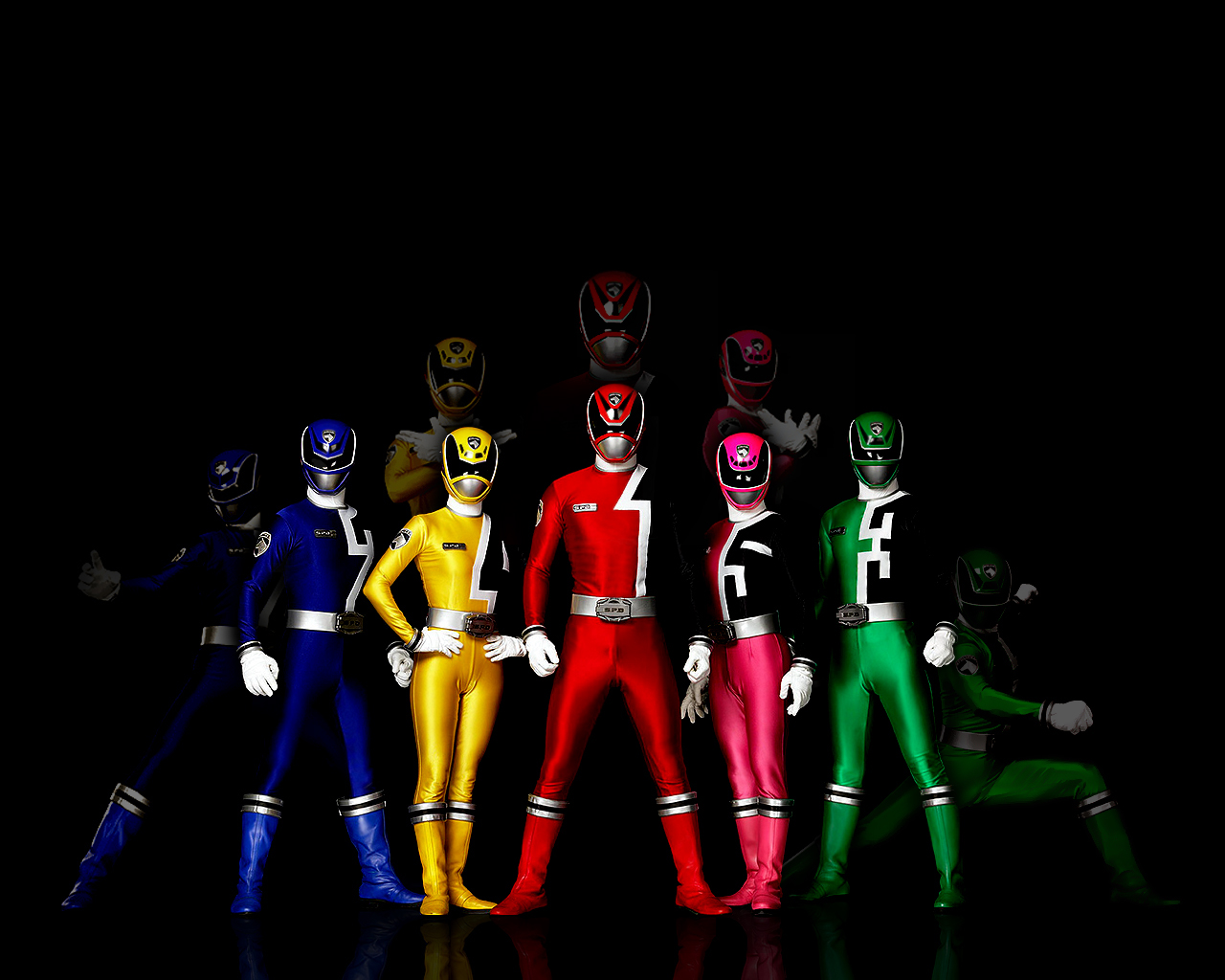 Central wallpaper power rangers desktop wallpapers