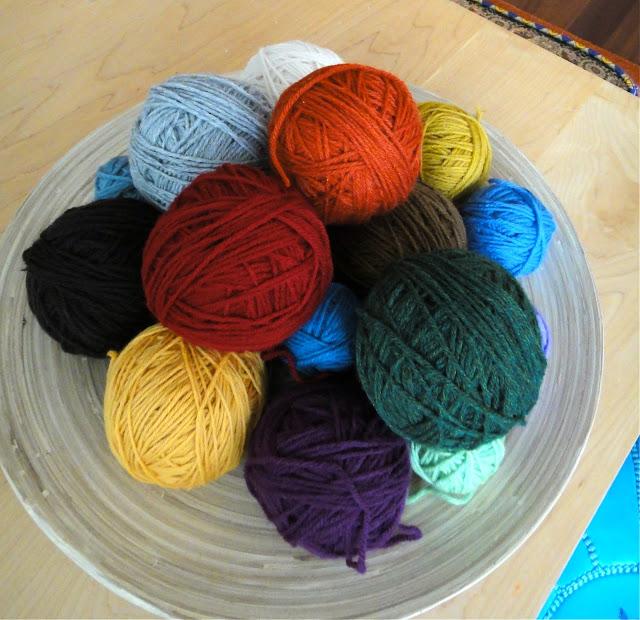 Just Yarn
