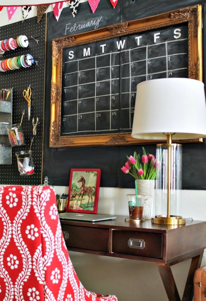 craft/work space