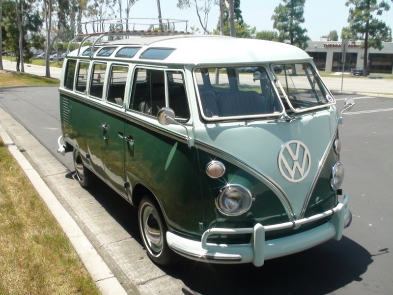 vintage vw buses for sale. Black Bedroom Furniture Sets. Home Design Ideas