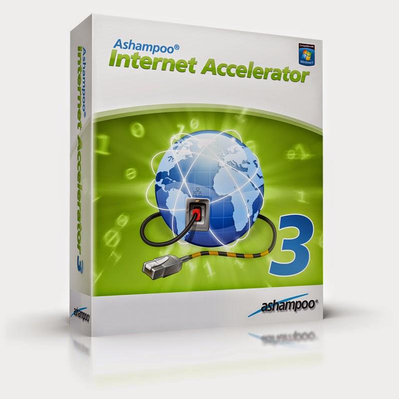 Ashampoo Internet Accelerator v3.3.20 incl Key