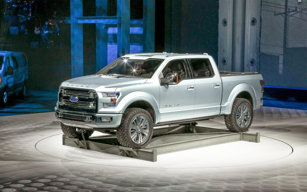 Ford Hints At The 2015 F 150 The Atlas Concept .html   Autos Weblog