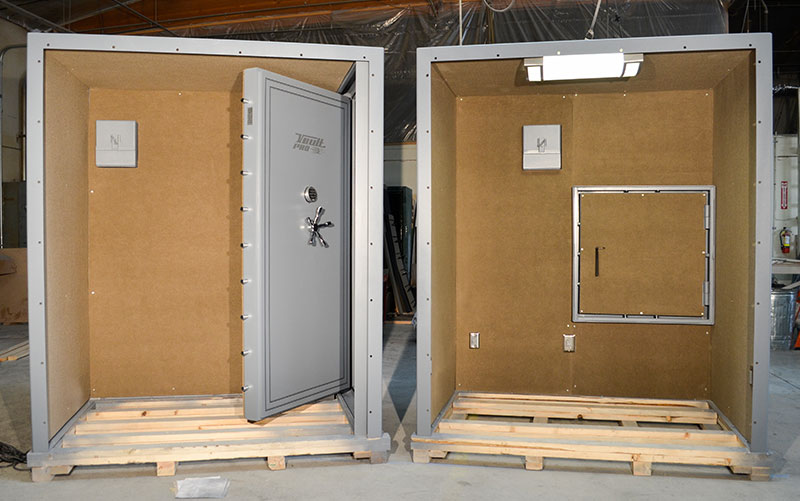 Safe and vault door reviews and how to 39 s july 2015 for Safe room dimensions
