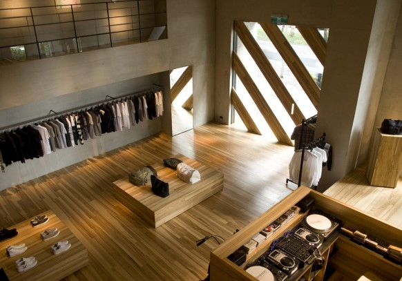 Interior Design Retail