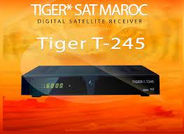NOVA ATUALIZAÇÃO TIGER T245 HD V2.10 - 31-01-2016