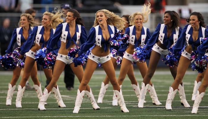 Join the Dallas Cowboys Cheerleaders on their Swimsuit Calendar Trip!