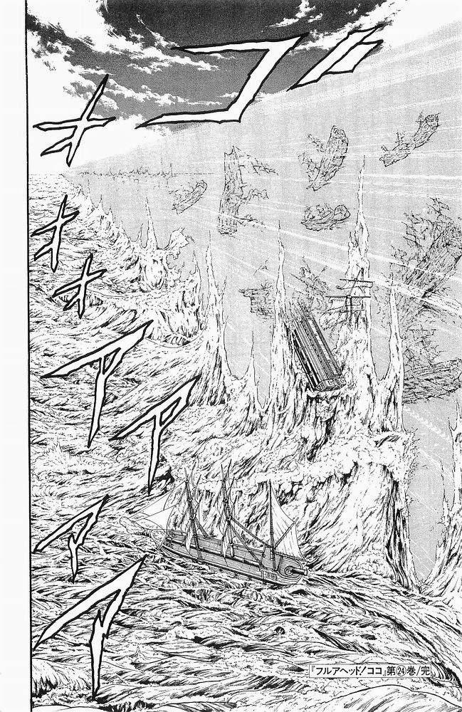 Vua Trên Biển – Coco Full Ahead chap 213 Trang 21 - Mangak.info