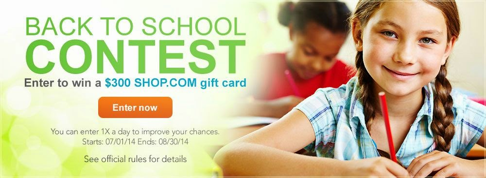 Back to school contest