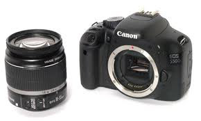 CANON EOS 550D Kit2