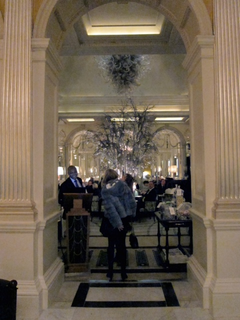 Claridges Foyer Room : Lavan style afternoon tea at claridge s