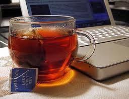 حافظ على نظرك بواسطة كوب من الشاي