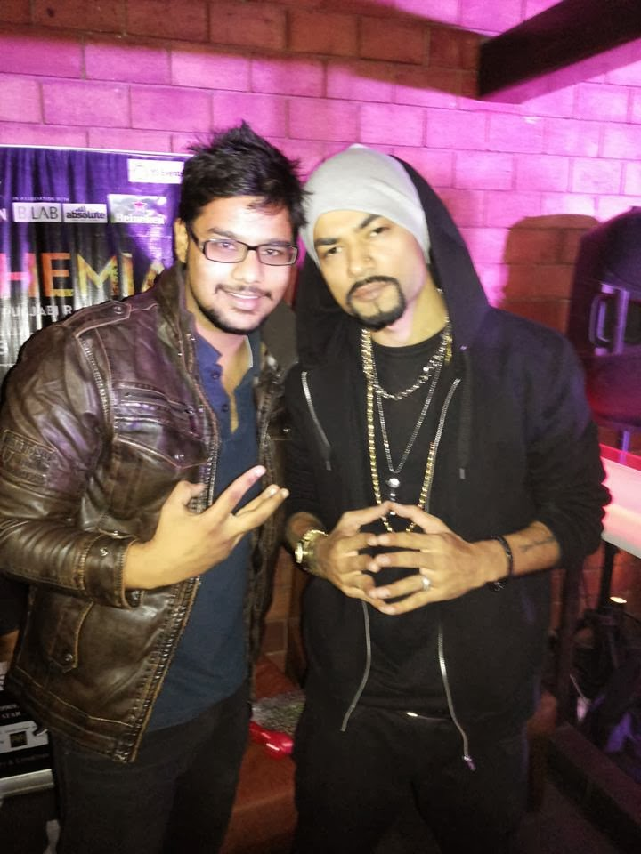 BOHEMIA The Punjabi Rapper - Live at LEMP 7