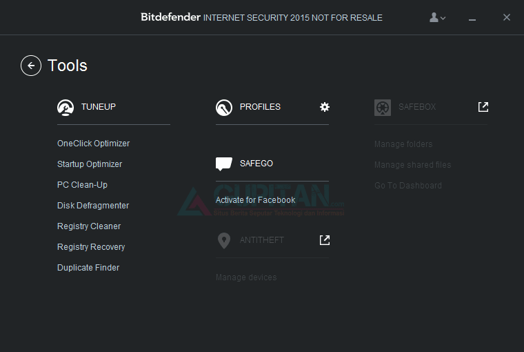 Download Bitdefender Internet Security 2015 Terbaru Gupitan 1