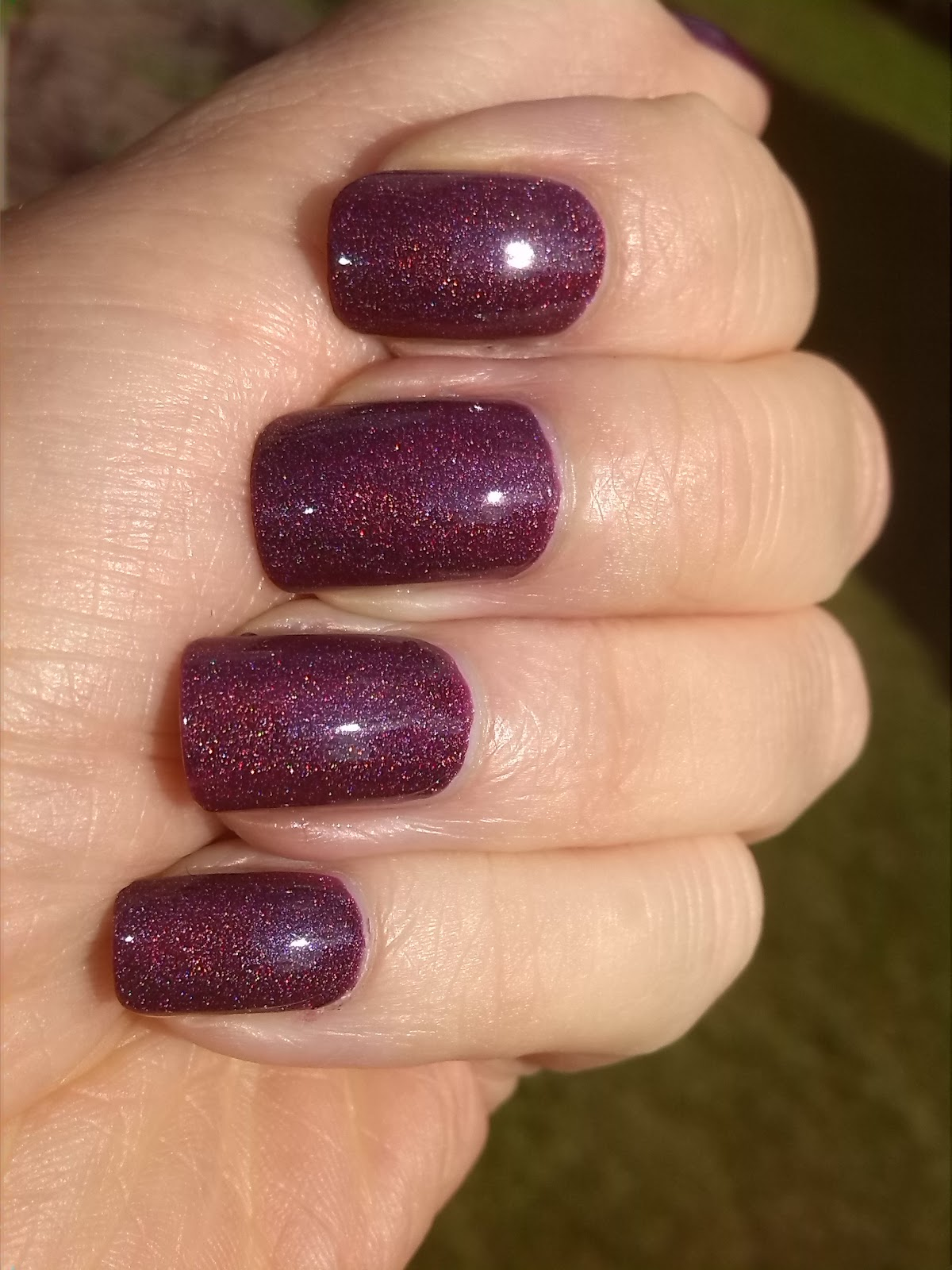 Fancy Gloss Frozen Berries