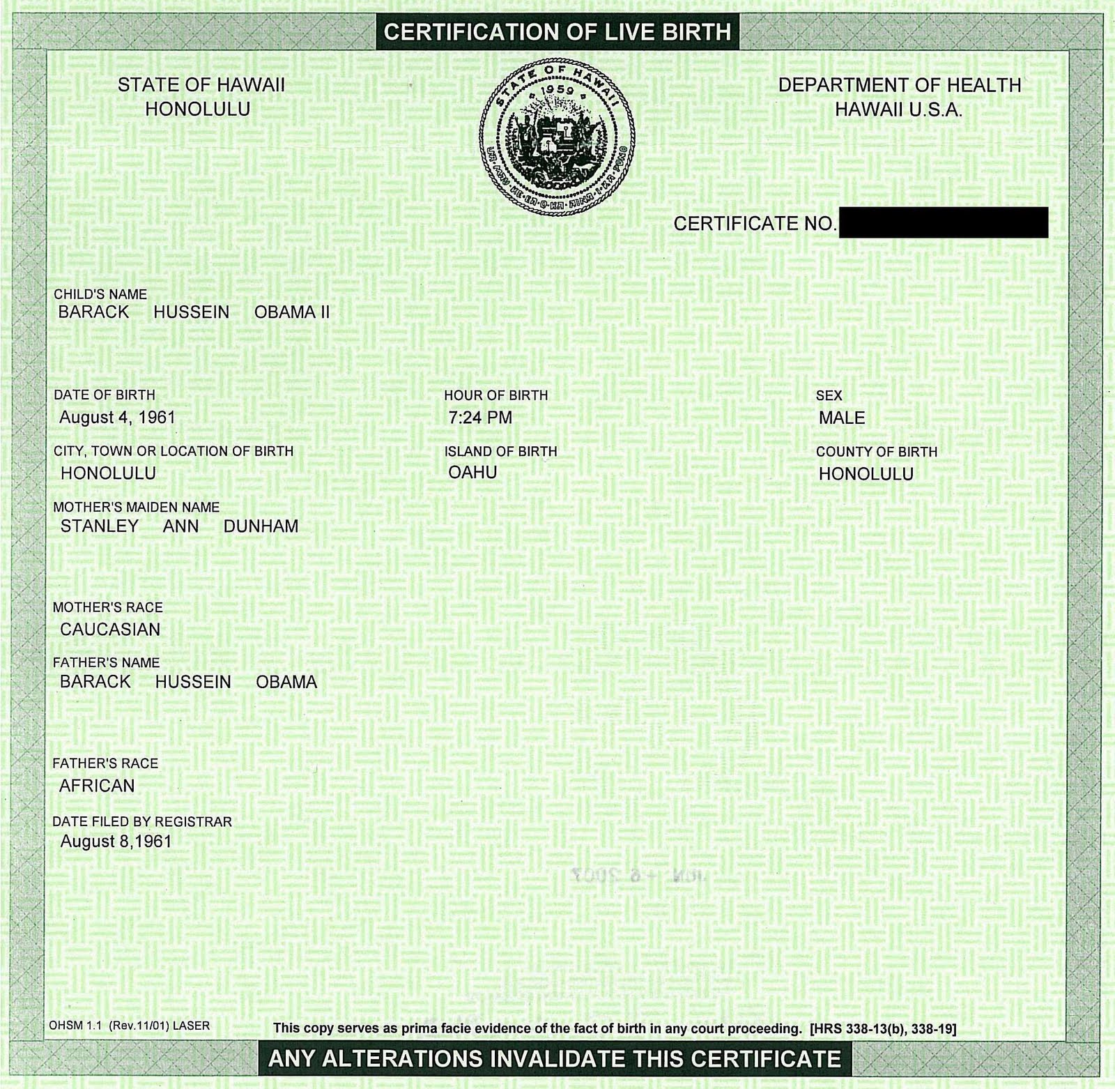 Prha day in the life birth certificates 101why obamas is i worked for some 20 years in the health department setting8 years at the mercer county celina cityohio health department as a staff sanitarian aiddatafo Image collections