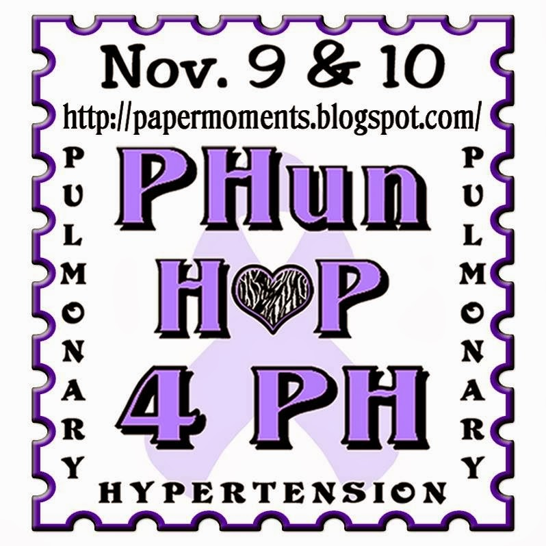 Lets support Pulmonary Hypertension.