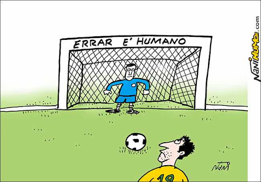 Copa América: Brasil perde 4 gols nos pênaltis