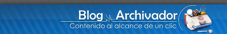 Blog Archivador | JoseManuel8924