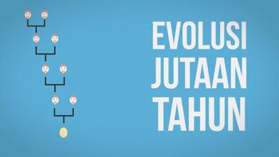 Evolusi Jutahan Tahun
