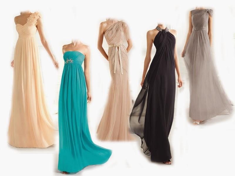 Vestidos para graduacion bachillerato 2015