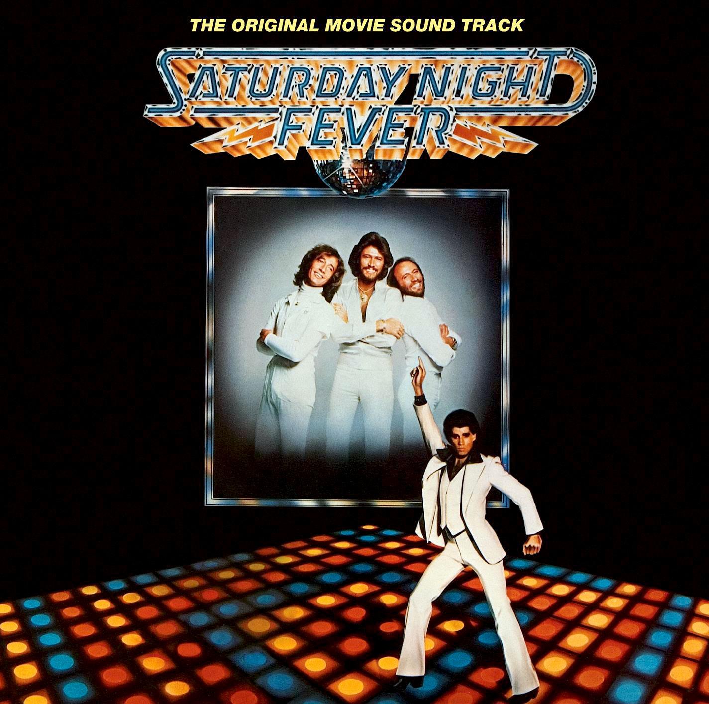 SATURDAY NIGHT FEVER (The Album)