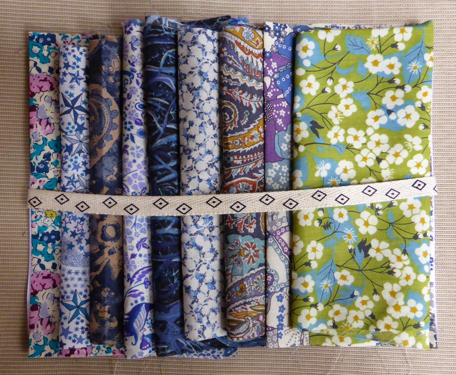 Liberty of London fabric giveaway