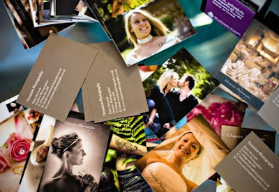 Moo business cards