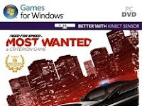 Download Game Need for Speed: Most Wanted (NFS:MW)