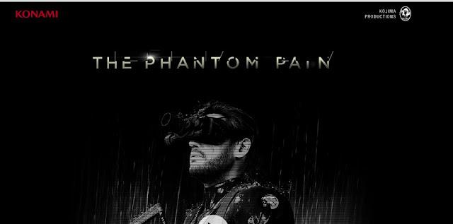鳥肌がヤバイ!「MGS V: THE PHANTOM PAIN」 GDC 2013 Trailer