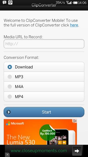 Cara Download Mp3 Dari Youtube Menggunakan Android
