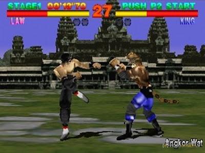 Tekken 1 Game Download Torrent link