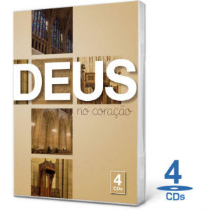Download Box Deus no Coração 4 CDs (2011)