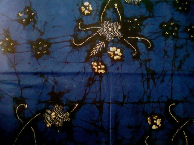 ... batik malangan ciri khas batik malangan ada pada isi tiga komponen