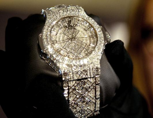 Swiss Hublot Create World S Most Expensive Watches Branded Stuff