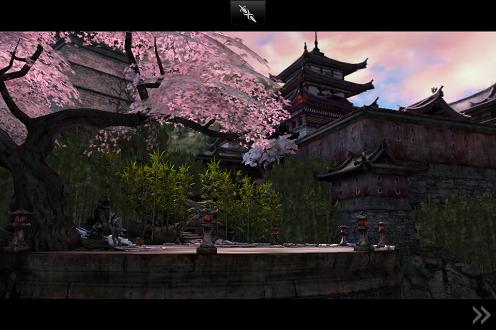 Screenshot Infinity Blade 2