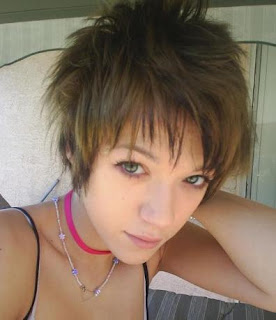 Emo Short Hairstyles