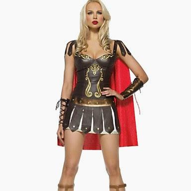 Disfraz chica Soldado Romano sexy