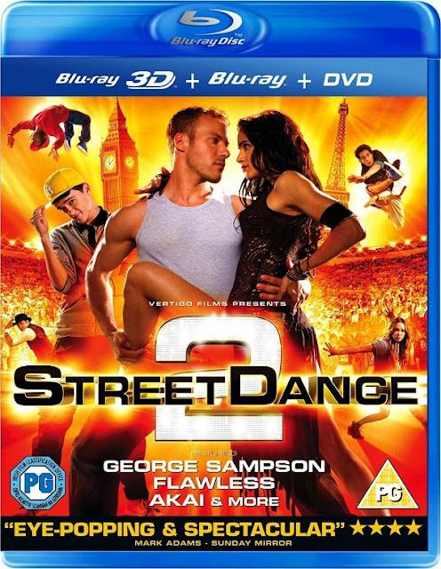 Street Dance 2 2012 Hindi Dubbed Dual Audio BRRip 720p